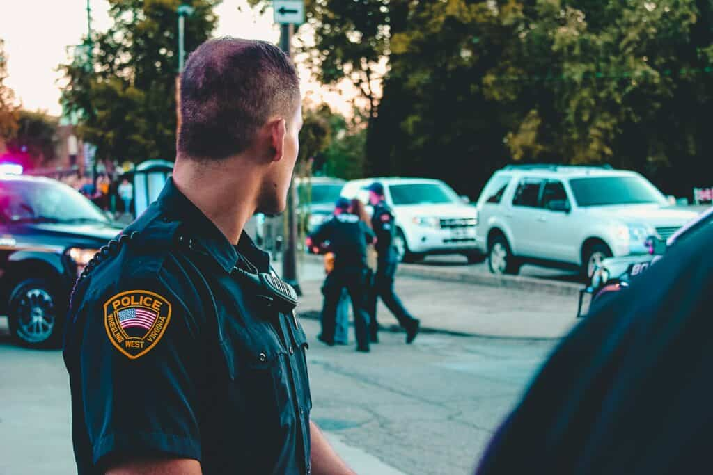 Police responding to assault